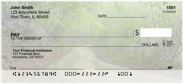 Roads Less Traveled Personal Checks
