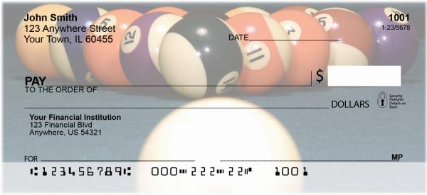 Billiard Personal Checks