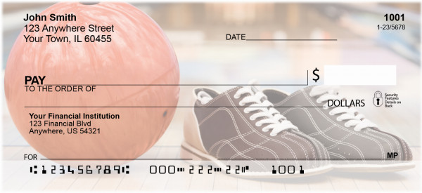 Open Lane Bowling Personal Checks | SPO-A7
