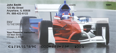 Formula 1 Racing Personal Checks