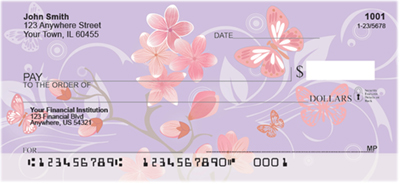Cherry Blossoms Checks