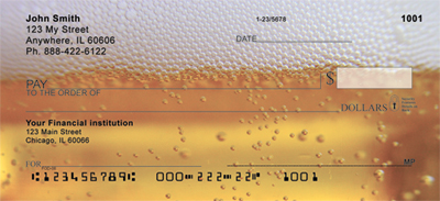 Golden Suds Personal Checks