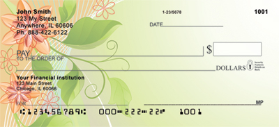 Ivy Lines Personal Checks