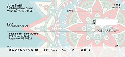 Mandala Personal Checks