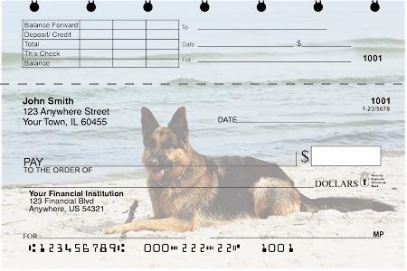 Dog Training Personal Checks
