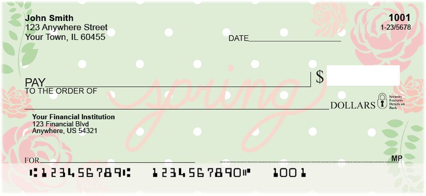 New check designs for Best check designs