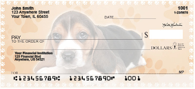 Beagle Pups Keith Kimberlin Personal Checks