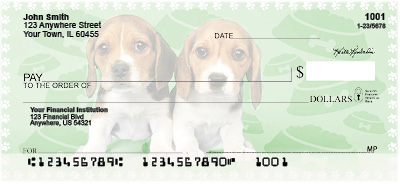 Bulldog Pups Keith Kimberlin Personal Checks