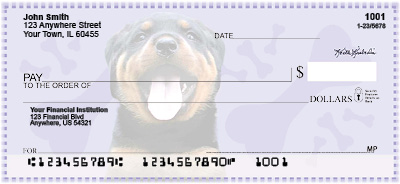Rottweiler Pups Keith Kimberlin Personal Checks