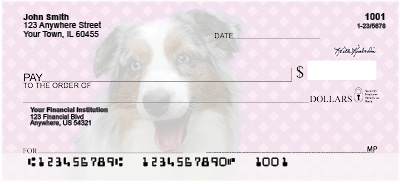 Australian Shepherd Pups Keith Kimberlin Personal Checks
