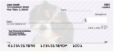 Cavalier Pups Keith Kimberlin Personal Checks