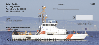 Coast Guard Personal Checks