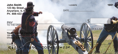 Civil War Personal Checks