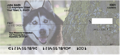 Malamute Personal Checks