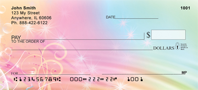 Star Bright Personal Checks