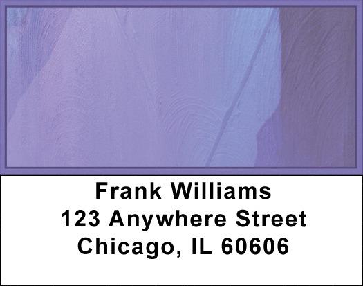 Color Me Cool Address Labels