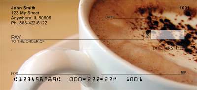Coffee Break Personal Checks