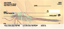 Dragonfly Maneuvers Personal Checks