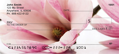 Magnolia Personal Checks