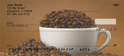 Java Beans Personal Checks