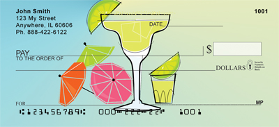 Coctails - Classic Favorites Personal Checks