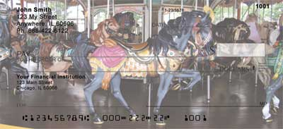Carousel Series One Personal Checks