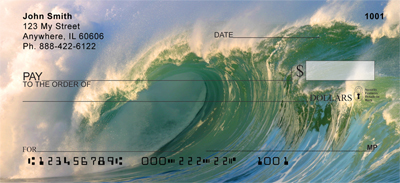 Giant Surf Personal Checks