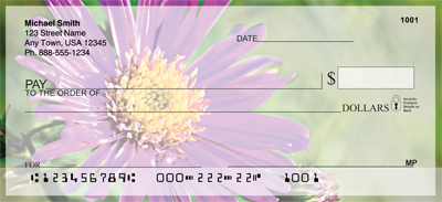 Flowers Personal Checks
