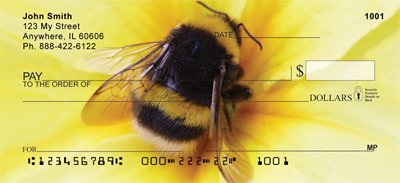 Bumblebees Personal Checks
