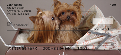 More Yorkies Checks