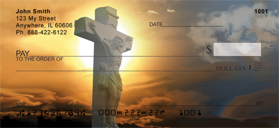 Crosses - Heavenly Crosses Personal Checks