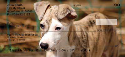 Whippet Personal Checks