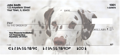 Dalmatians Personal Checks
