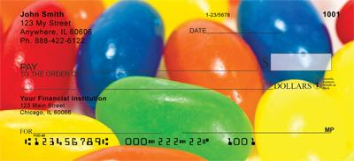 Jelly Beans Personal Checks