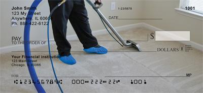 Carpet Cleaning Personal Checks
