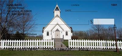 Country Churches Personal Checks