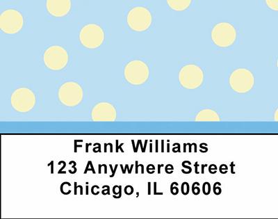 Dots Address Labels