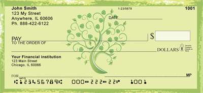 Four Season Trees Personal Checks