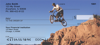 Mountain Bike Personal Checks