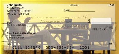 Inspirational Personal Checks by Sweet Intentions