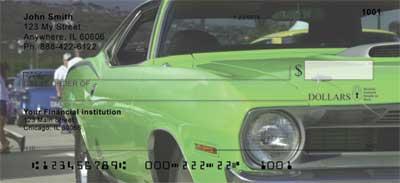 Classic Rides Personal Checks