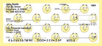 Smilies Personal Checks