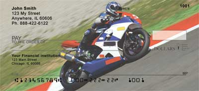 Superbikes Personal Checks