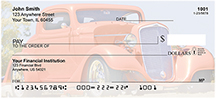 Hot Rods Personal Checks