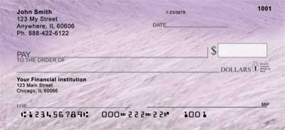 Fresh Waves Personal Checks