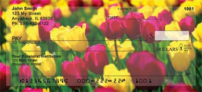Tulips Checks