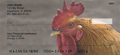 Roosters Personal Checks