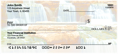 Waterfalls Personal Checks