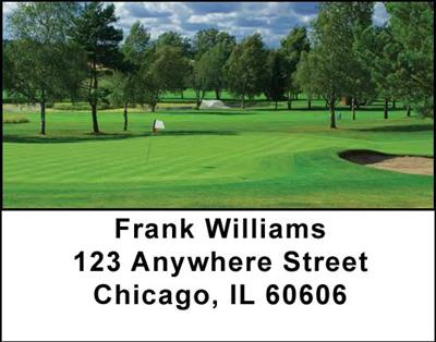 Scenic Courses Address Labels