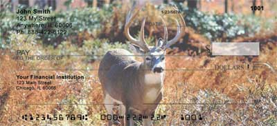 Deer Personal Checks